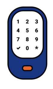 Commercial Keypad Lock