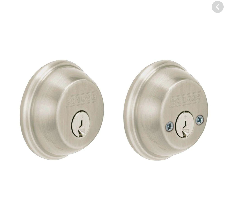 Double Sided Deadbolt picture